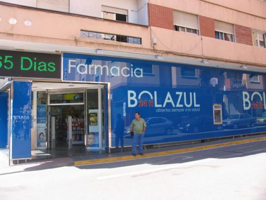Farmacia Bola Azul